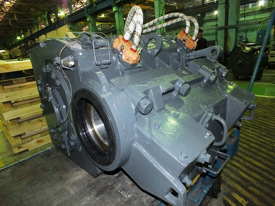 Тяговый электродвигатель производства НЭВЗ