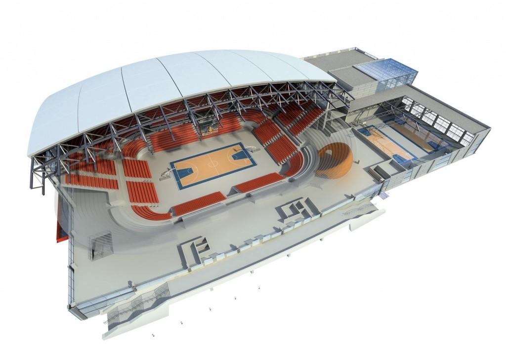 стоимость строительства спортивно концертного комплекса стирке термобелье Белье