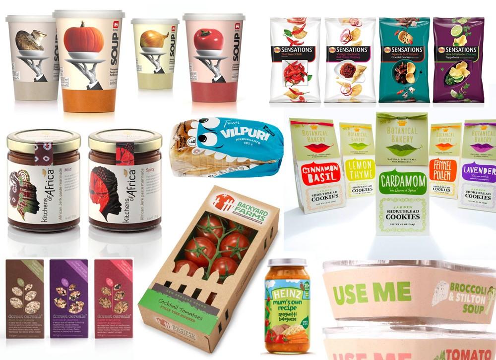 Разработка дизайна упаковок товара