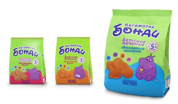 Печенье для детей до 3 лет рецепт