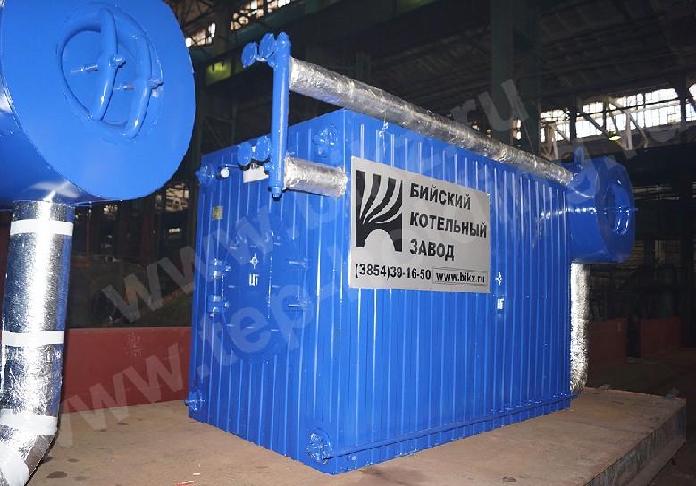 блочно модульная котельная завод